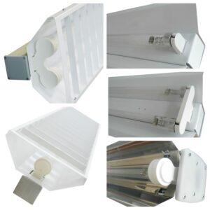 Светильники - облучатели бактерицидные БСП серии PureLight
