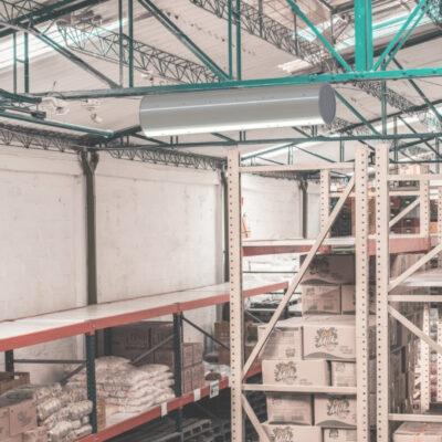 НИИИС имени А.Н. Лодыгина выпустил в производство бактерицидный рециркулятор для больших помещений