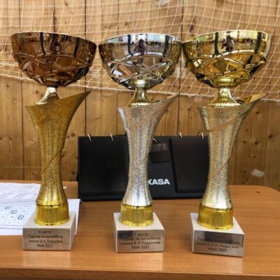 Состоялось соревнование по волейболу имени А.Н. Лодыгина